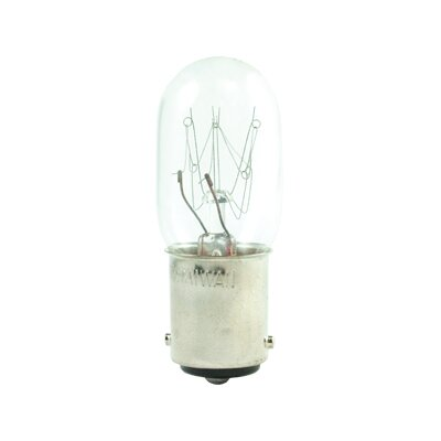 15 W E12 Incandescent Light Bulb (Set of 30) Wattage: 25 Watt