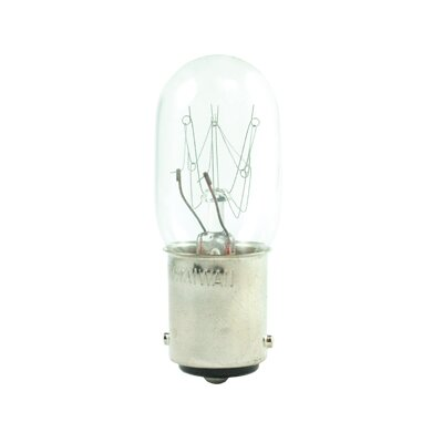 15 W E12 Incandescent Light Bulb (Set of 30) Wattage: 15 Watt