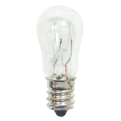 Specialty Sign and Indicator Bulb (Set of 41) Wattage: 6 Watt