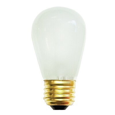 11W Frost String Replacement Light Bulb (Set of 28)