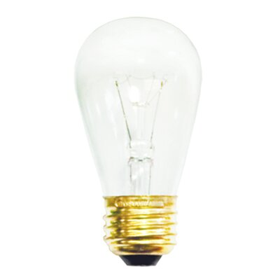 11W 130-Volt String Replacement Light Bulb