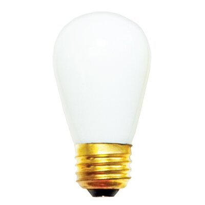 Specialty 11W 130-Volt String Replacement Light Bulb