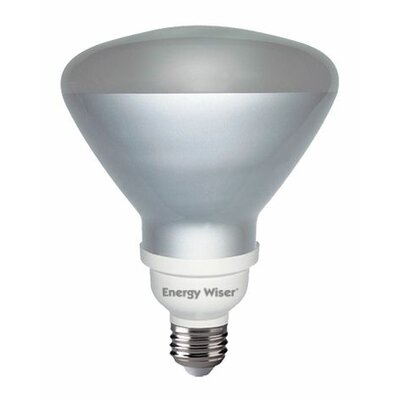 23W Fluorescent Reflector Light Bulb (Set of 3)