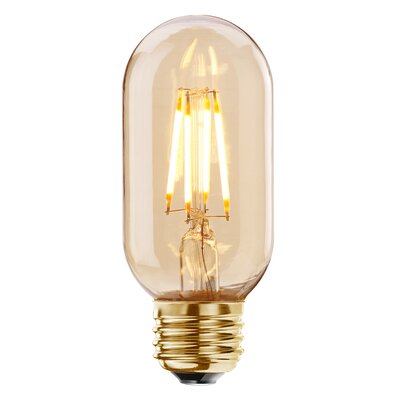 Nostalgic 4W E26 Medium Base LED Light Bulb (Set of 4)
