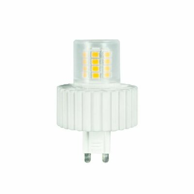 5W (3000K) T4 Capsule LED Light Bulb (Set of 2)