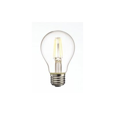 5W E26 Medium Base LED Light Bulb (Set of 3)