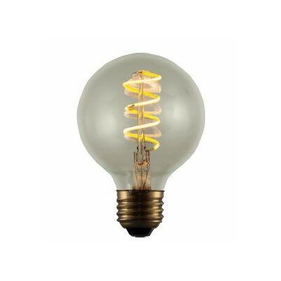 4W E26 G25 LED Light Bulb (Set of 2)