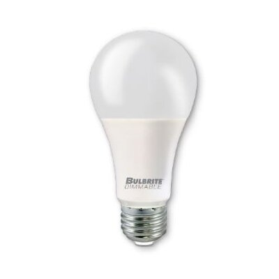 Medium E26 A21 LED Light Bulb (Set of 3) Wattage: 15.5 W