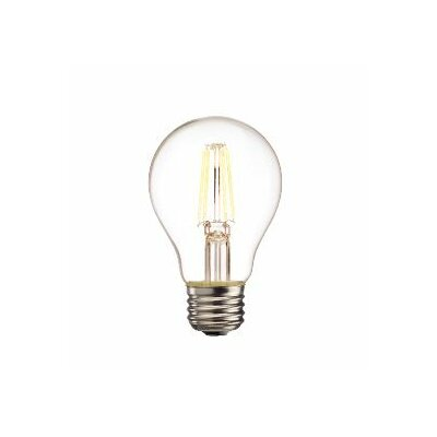 7W E26 A19 LED Light Bulb (Set of 3)