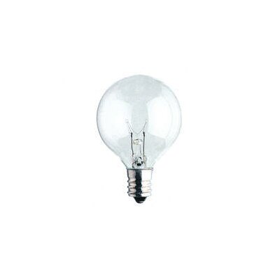120-Volt Incandescent Light Bulb (Set of 22) Wattage: 40W
