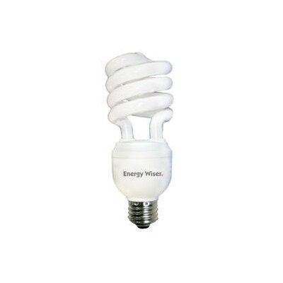 Dimmable 23W 120-Volt (2700K) Compact Fluorescent Light Bulb (Set of 2)