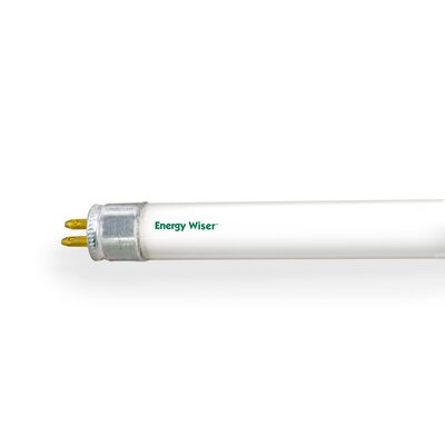 24W Bi-Pin Fluorescent Light Bulb (Set of 3) Color: Daylight, Color Temperature: 6400K