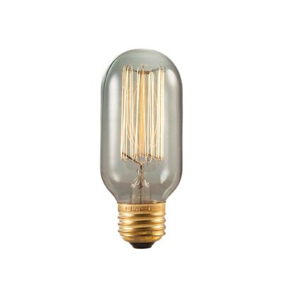 40W Manhattan Amber Incandescent Vintage Filament Light Bulb