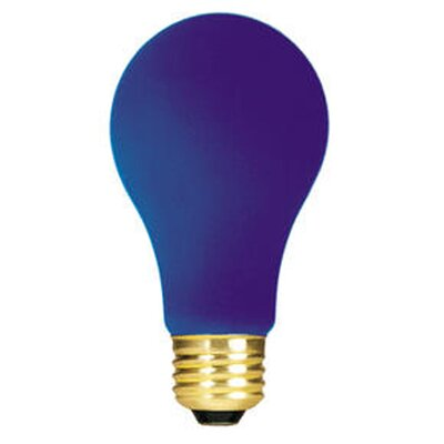 Blue (2700K) Incandescent Light Bulb (Pack of 12) (Set of 2)