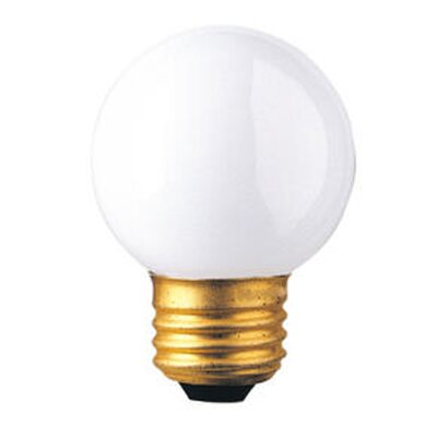 Frosted 120-Volt Incandescent Light Bulb (Set of 26) Wattage: 40W