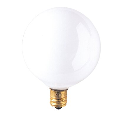 Candelabra 120-Volt Incandescent Light Bulb (Set of 43) Wattage: 40W