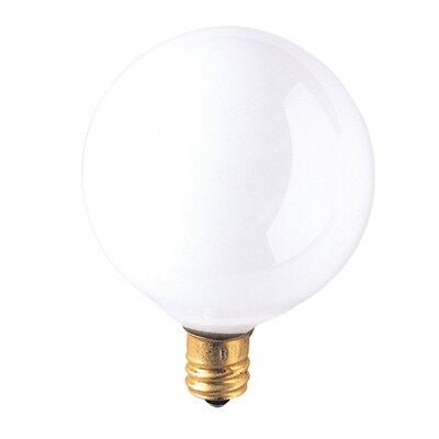 Candelabra 120-Volt Incandescent Light Bulb (Set of 43) Wattage: 60W