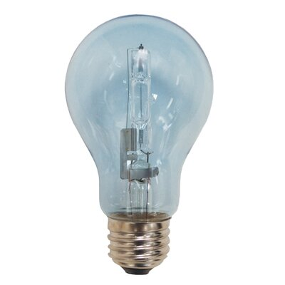 (2900K) Halogen Light Bulb (Set of 2) (Set of 4) Wattage: 53W