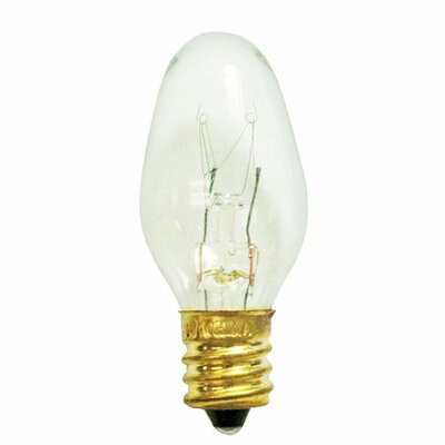 10W C7 Christmas Light (Set of 50)