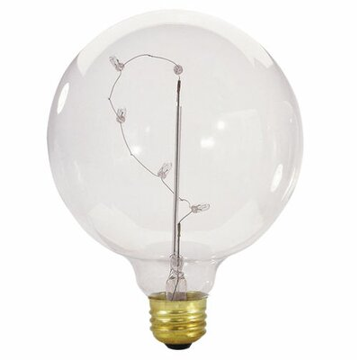 5W 130-Volt Incandescent Light Bulb