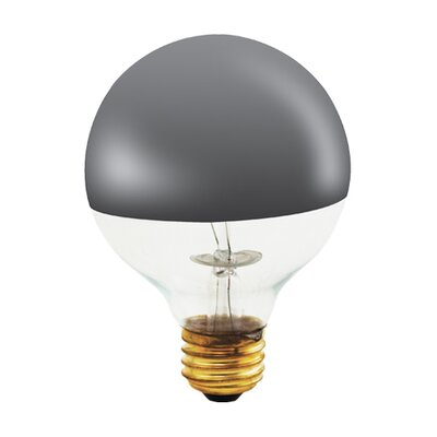 100W Grey Incandescent Light Bulb