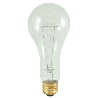 200W 120-Volt Incandescent Light Bulb (Set of 14)
