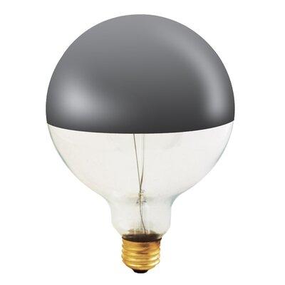 100W Grey Incandescent Light Bulb