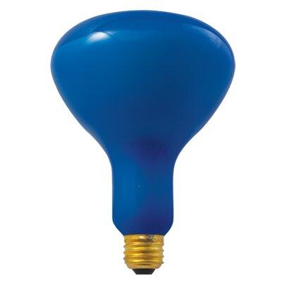 150W Blue Incandescent Light Bulb