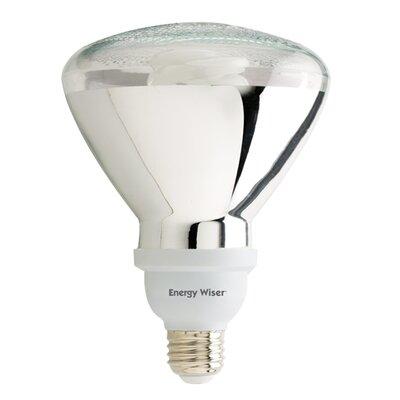 23W Colored Fluorescent Light Bulb (Set of 3)