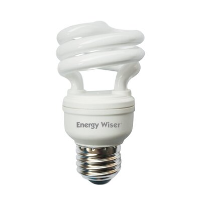 9W Fluorescent Light Bulb (Set of 9)
