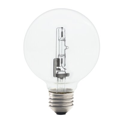 Halogen Light Bulb (Set of 10) Wattage: 43 Watt