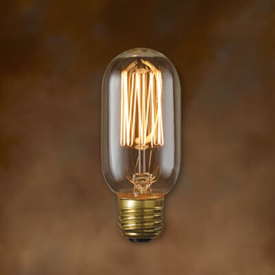 Nostalgic 40W Incandescent Light Bulb