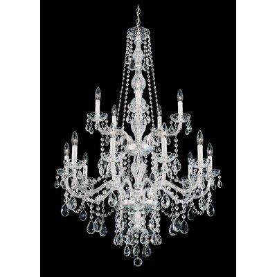 Arlington 15-Light Crystal Chandelier
