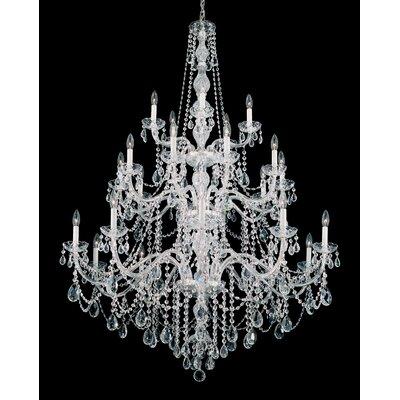 Arlington 25-Light Crystal Chandelier