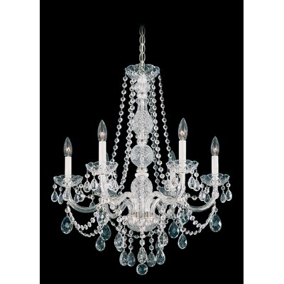 Arlington 6-Light Candle-Style Chandelier