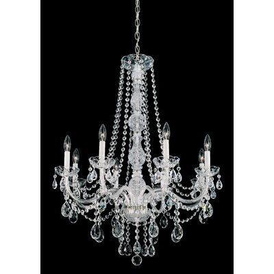 Arlington 8-Light Crystal Chandelier