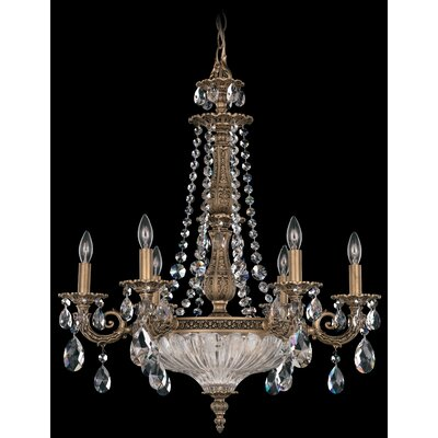 Milano 9-Light Candle-Style Chandelier