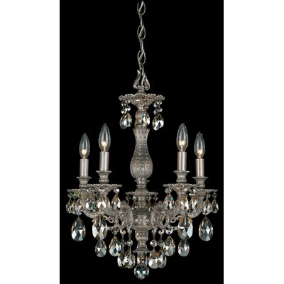 Milano 5-Light Candle-Style Chandelier