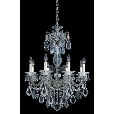 La Scala 8-Light Crystal Chandelier