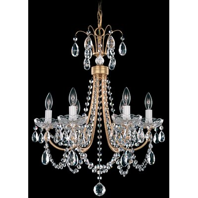 Lucia 6-Light Crystal Chandelier