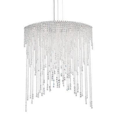 Chantant 8-Light Crystal Chandelier