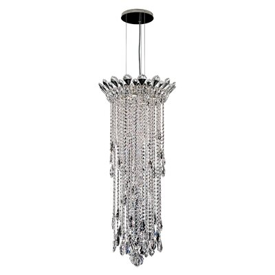 Trilliane 4-Light Pendant Crystal Grade: Heritage Handcut