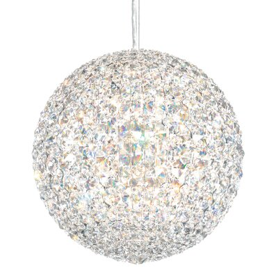 Da Vinci 12-Light Globe Pendant Crystal Grade: Swarovski Elements