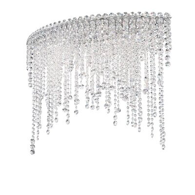 Chantant 6-Light Flush Mount Crystal Type: Heritage Handcut Crystal Clear