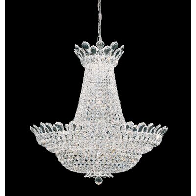 Trilliane Empire Chandelier Size / Crystal Color: 35 H x 33 W x 33 D / Strass Clear