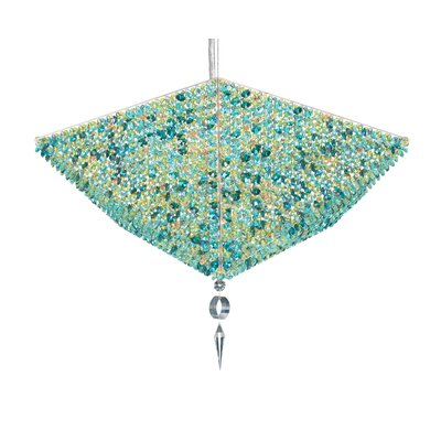 Vertex 10-Light Crystal Pendant Crystal Grade: Swarovski Elements