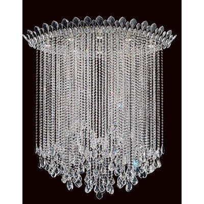 Trilliane Strands 8-Light Flush Mount