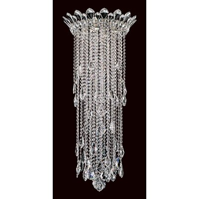 Trilliane Strands 4-Light Flush Mount Crystal Grade: Heritage Handcut
