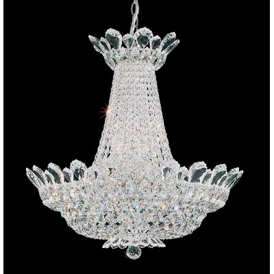 Trilliane Empire Chandelier Size / Crystal Color: 24 H x 24 W x 24 D / Strass Clear