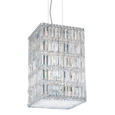 Quantum LED Crystal Pendant Height / Crystal Color: 13